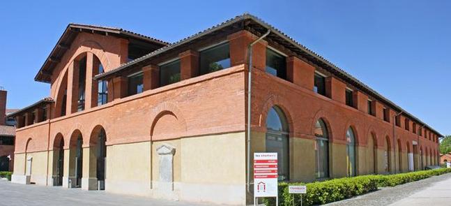 Les abattoirs expo Anthropocène monument