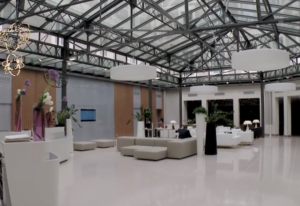 Rénovation de l'hôtel Capoul devenu Novotel