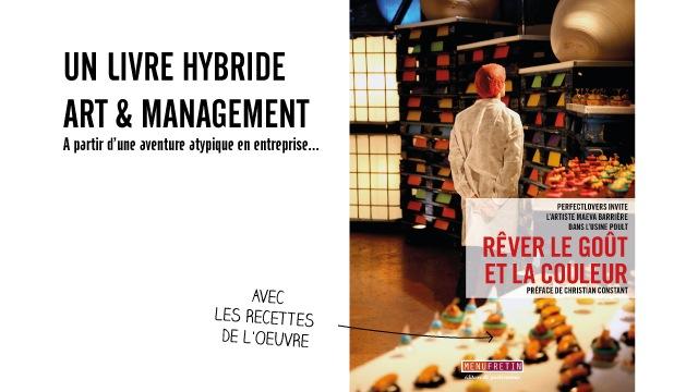 Un livre hybride pour les managers