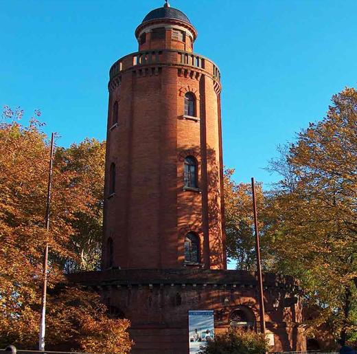 Château d'Eau à Toulouse