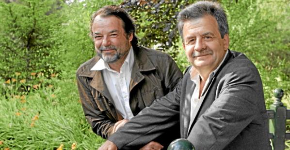 Francis Cardete et Gérard Huet