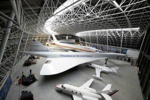 Aéroscopia, le musée de l'aéronautique
