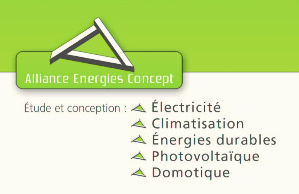 Alliance Energies Concept