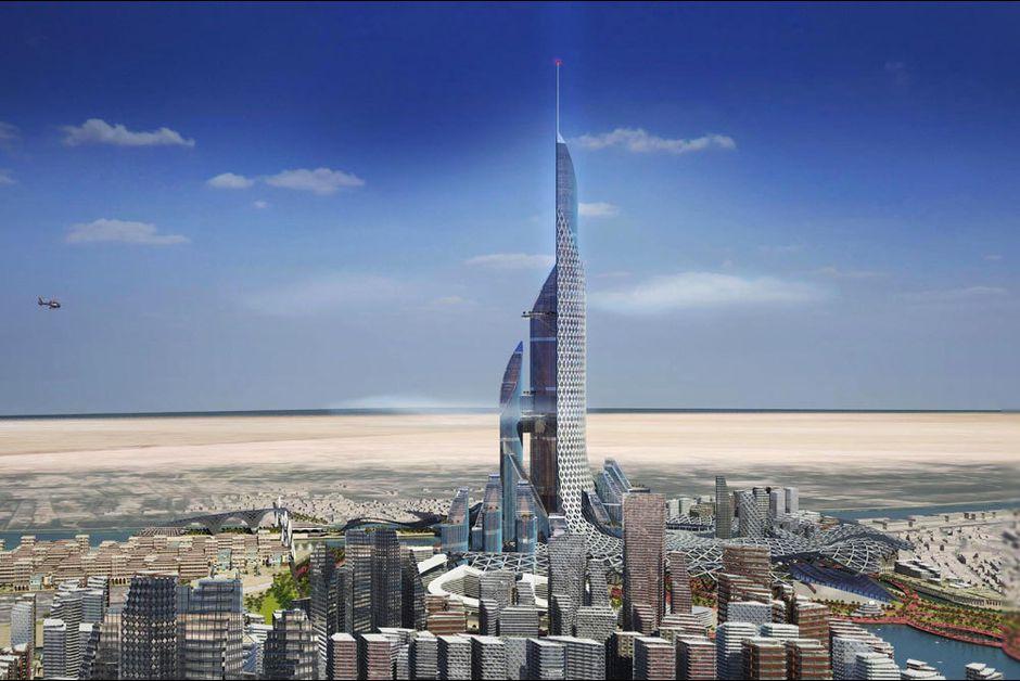 La plus haute tour du monde culminera à 1152 m… en Irak !