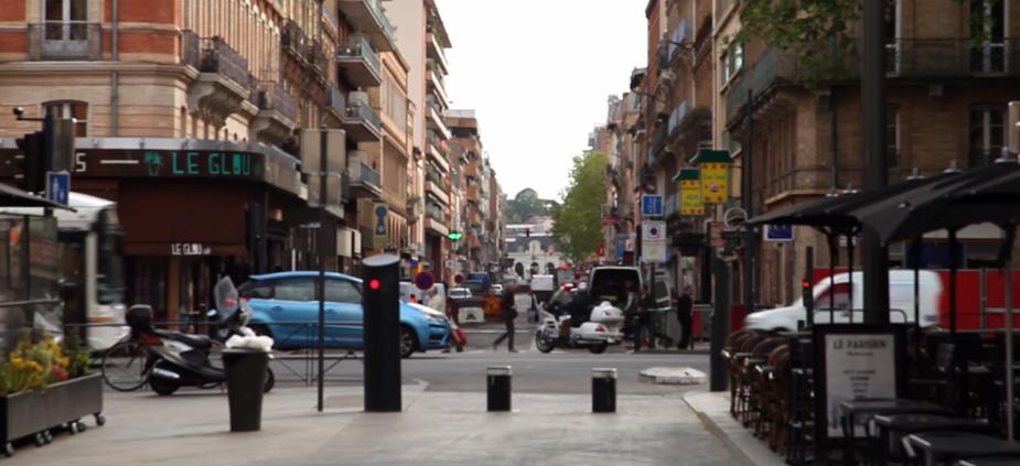 La future rue Bayard