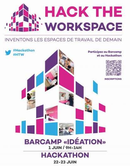 Hackathon, hack the workspace