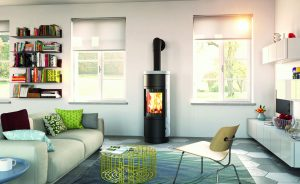 Etincelle - poêle à bois granulés et gaz - cheminées -