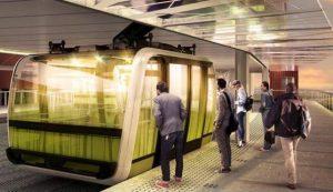 Création d'un téléphérique urbain à Toulouse