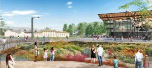 La piste des Géants : projet de reconversion pour fin 2018 à Montaudran