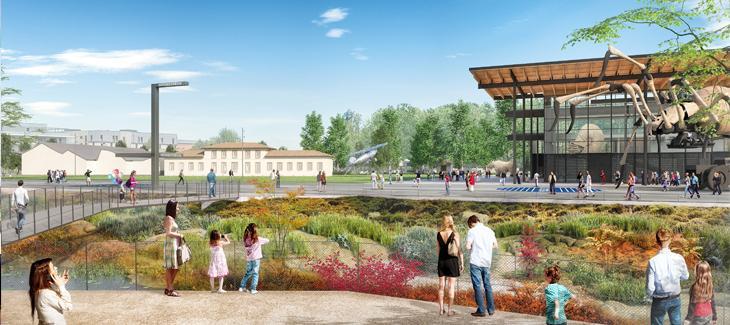 La piste des Géants : projet de reconversion à Montaudran