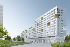 Montaudran Aérospace : Nouvelle résidence universitaire