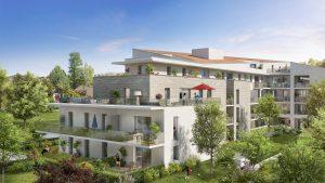 résidence allure Urbis Toulouse