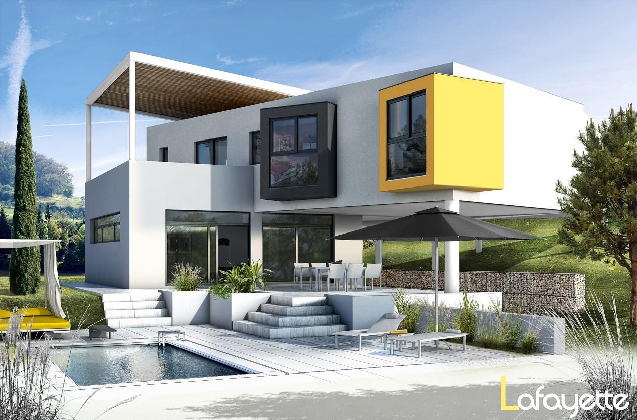 Archymade constructeur de maison individuelle kansei for Architecte maison individuelle toulouse