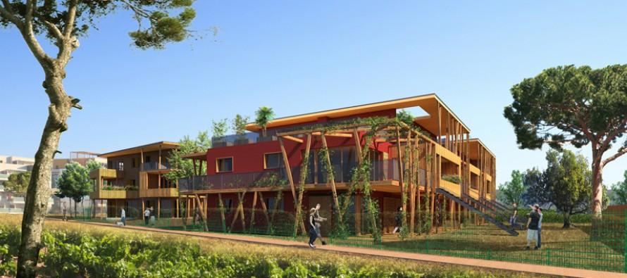 Habitat participatif : Montpellier innove avec le MasCobado