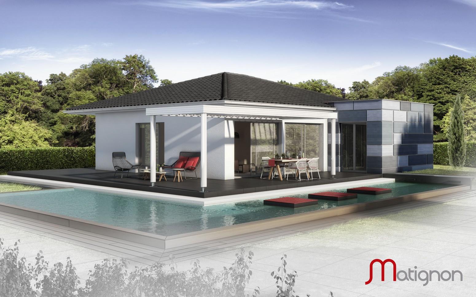 Stunning Matignon Villa Maison Construire Sa Maison With