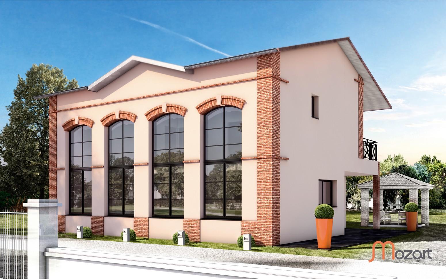 Archymade constructeur de maison individuelle kansei for Constructeur maison individuelle ales