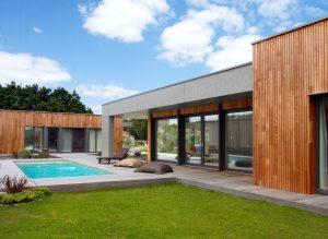 Les maisons à ossature bois : spécialité de ce duo d'exception !