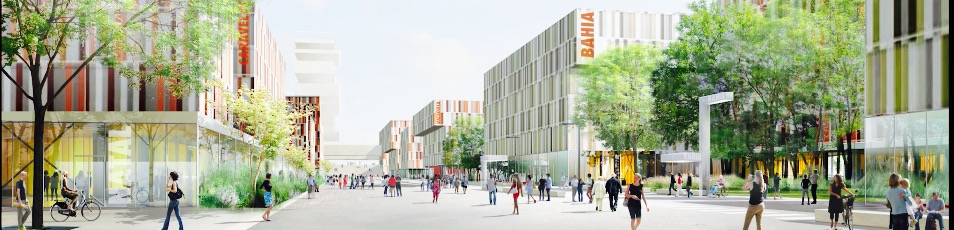 La piste des géants – projet Toulouse Aérospace
