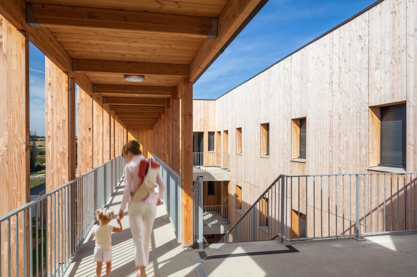 harter architectures architectes associ s. Black Bedroom Furniture Sets. Home Design Ideas