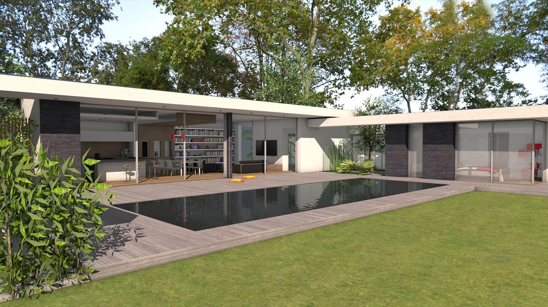 La maison du futur quartier croix daurade toulouse kansei tv for Budget toiture