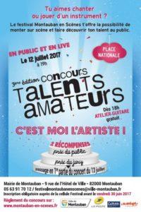 C'est moi l'artiste, Concours de talents, Montauban, Occitane