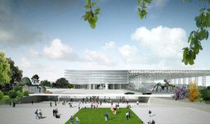 Central Park, Parc des Expos 2021, Beauzelle, Occitanie, Kansei