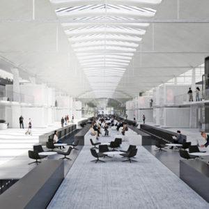 Station F, Start-Up, High Tech, Inauguration, Paris, KANSEI TV