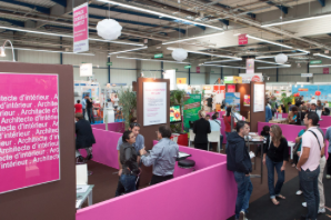 Salon de l'habitat 2017, Toulouse, KANSEI