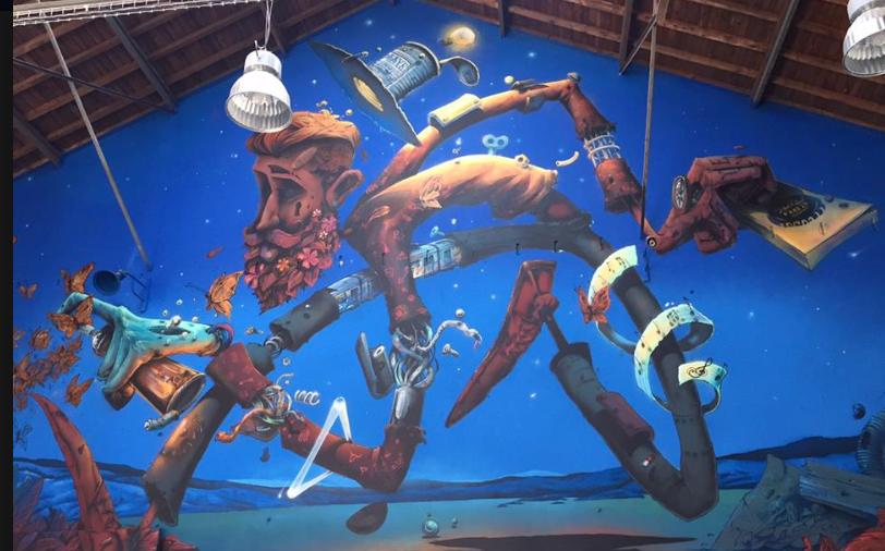 L'exposition MISTER FREEZE, l'art urbain qui défrise!