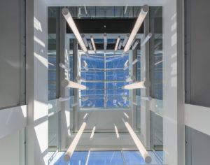 Site PERAUDEL, Laboratoires Pierre Fabre, Castres, Kansei, Architecture