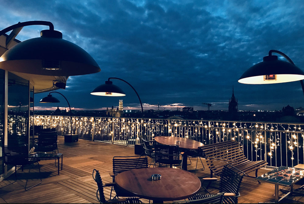 Ma Biche sur le Toit : Le Roof au Top sur Toulouse