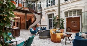 Cosy et tendance, le nouvel hôtel Hoxton à Paris