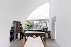 maison contemporaine japonaise, kansei, toulouse, maison de l'architecture