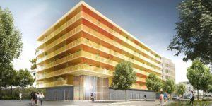 Newton, la nouvelle résidence étudiante connectée à Toulouse