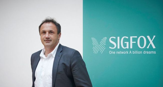 sigfox, Iot valley, labège, sicoval, Ludovic Le Moan