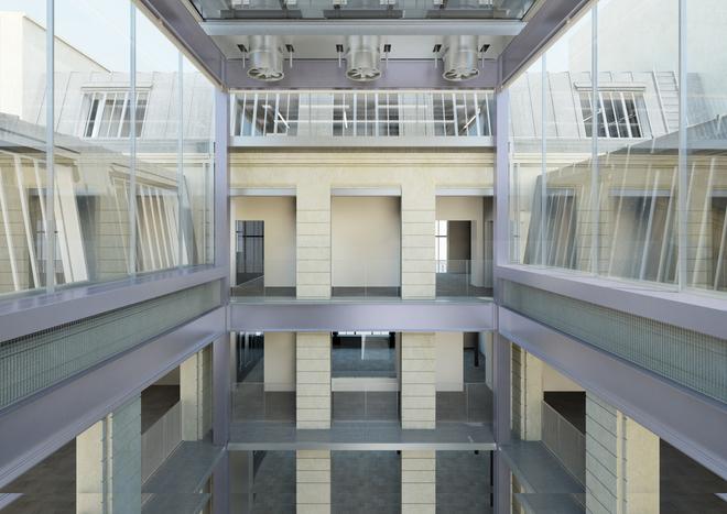 Rem Koolhaas, architecte, néerlandais, Galeries Lafayettes, kansei, toulouse, Paris