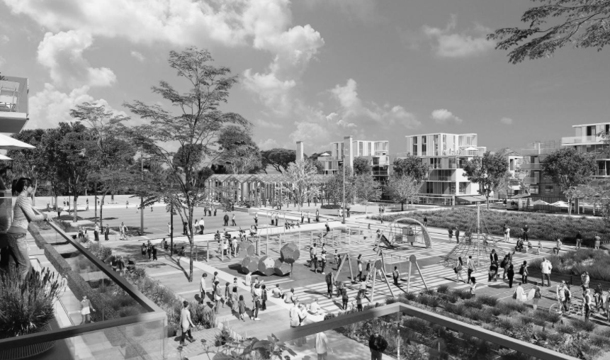 Quartier Guillaumet, CEAT, toulouse, 2023