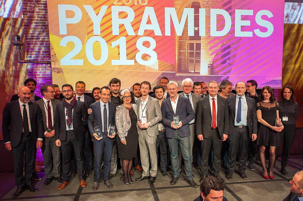 Les Pyramides d'Argent 2018