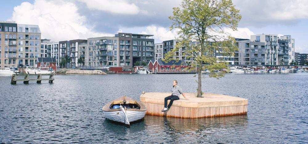 Les îles créatives du port de Copenhague