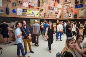 Auch présent à la Biennale de l'architecture de Venise