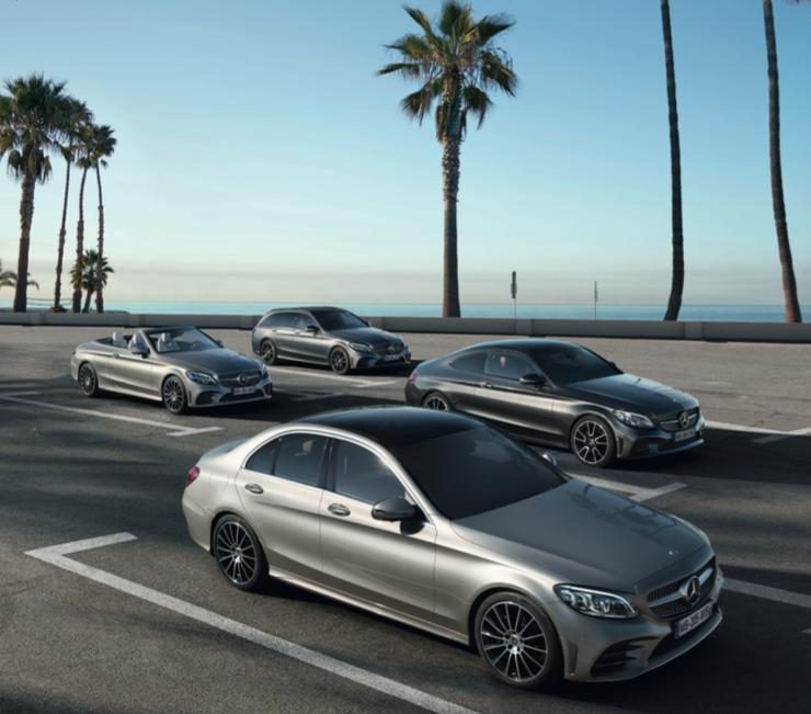 Mercedes, la nouvelle gamme Classe C