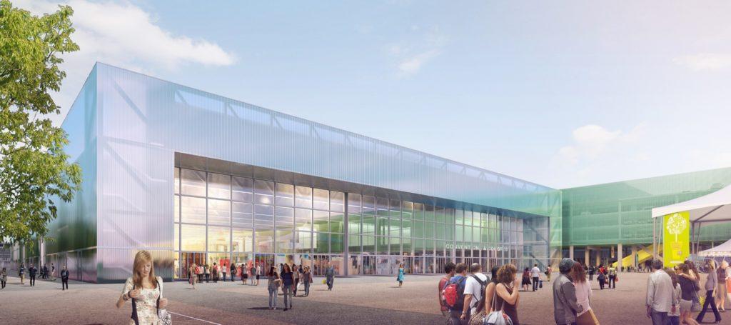 Parc des Expositions de Toulouse: un chantier emblématique pilote en tout point