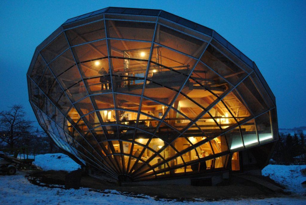 L'Heliodome…un habitat dédié au soleil
