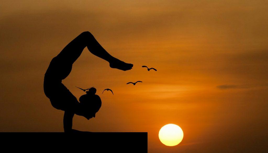 Le yoga investit le bâtiment