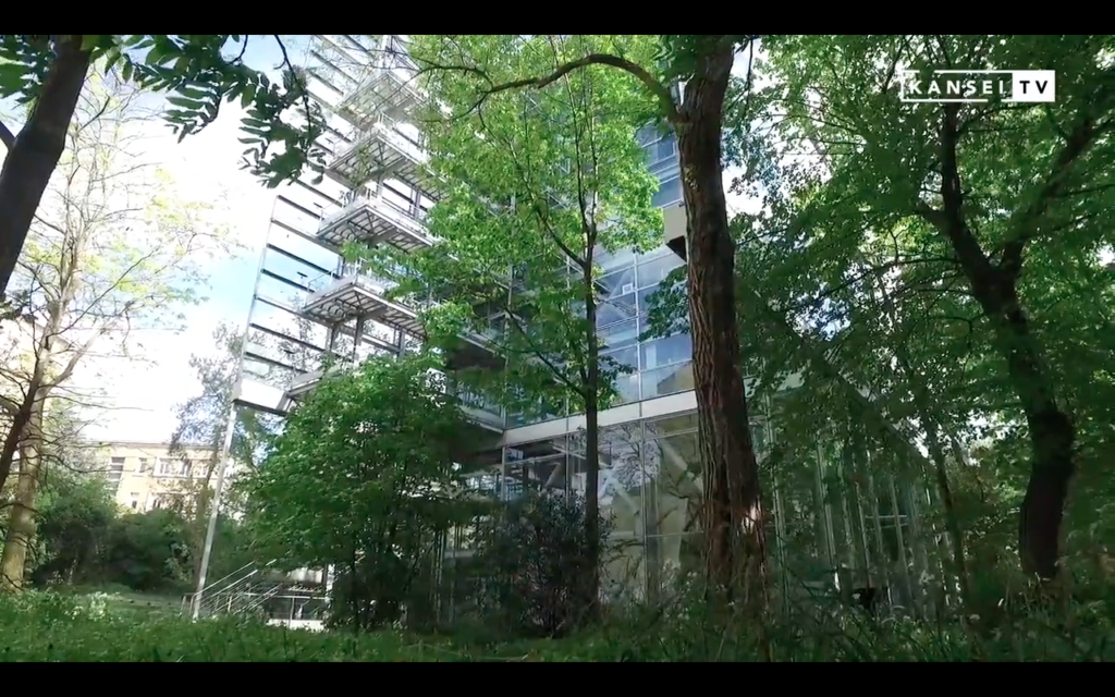 Fondation Cartier, intemporalité de Jean Nouvel