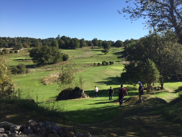 eco golf, ariege, kansei