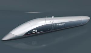 La piste d'essai d'Hyperloop bientôt opérationnelle