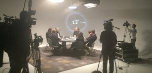 K52′ : Table ronde avec 6 Architectes