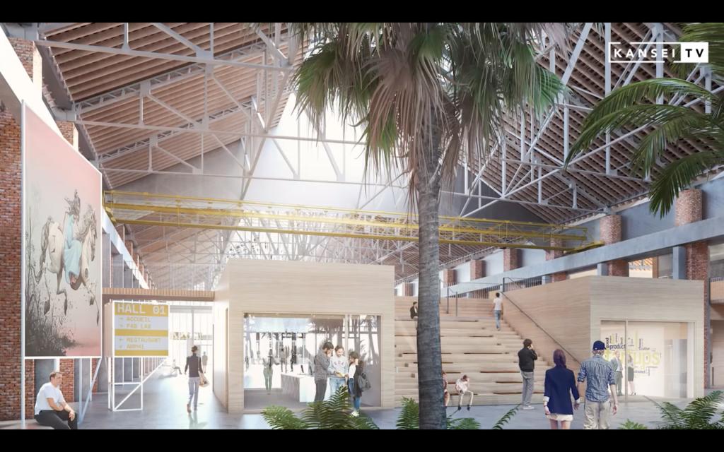 Les Halles Latécoère : un nouvel envol