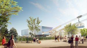 Démarrage de chantier pour le téléphérique urbain de Toulouse